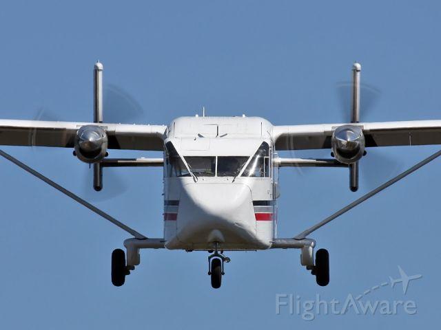 Cessna Skylane (N50NS) - Coming in to land at Cross Keys