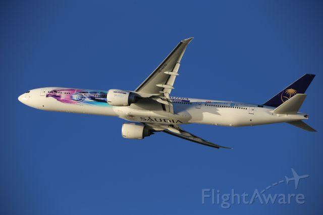 BOEING 777-300ER (HZ-AK43)