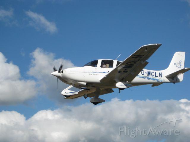 Cirrus SR-20 (G-MCLN)