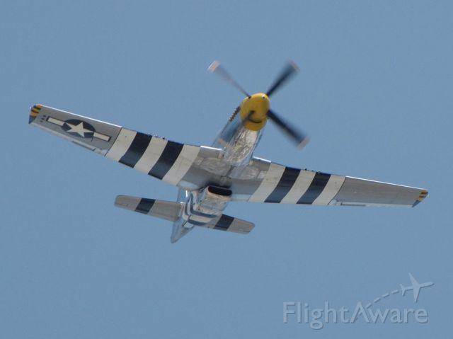 "North American P-51 Mustang (N51JB) - Jim Beasley in Bald Eagle at ""Thunder over the Boardwalk in Atlantic City, NJ"