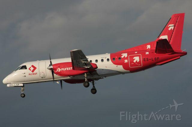 Canadair Regional Jet CRJ-900 (ES-LSF) - Canadair Regional Jet CRJ-900