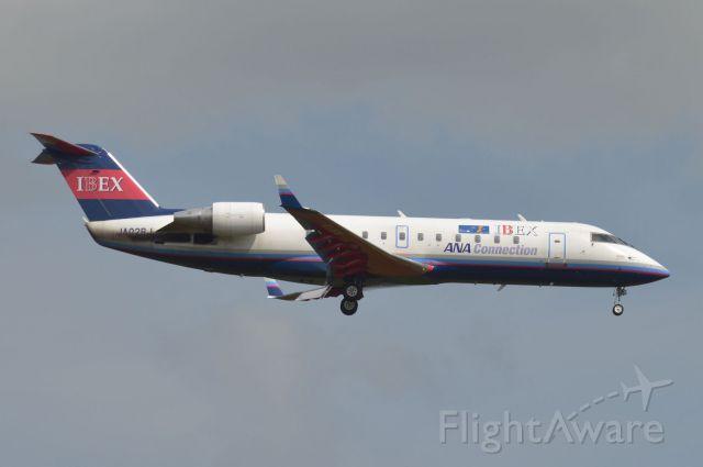 Canadair Regional Jet CRJ-100 (JA02RJ) - 2014-09-27
