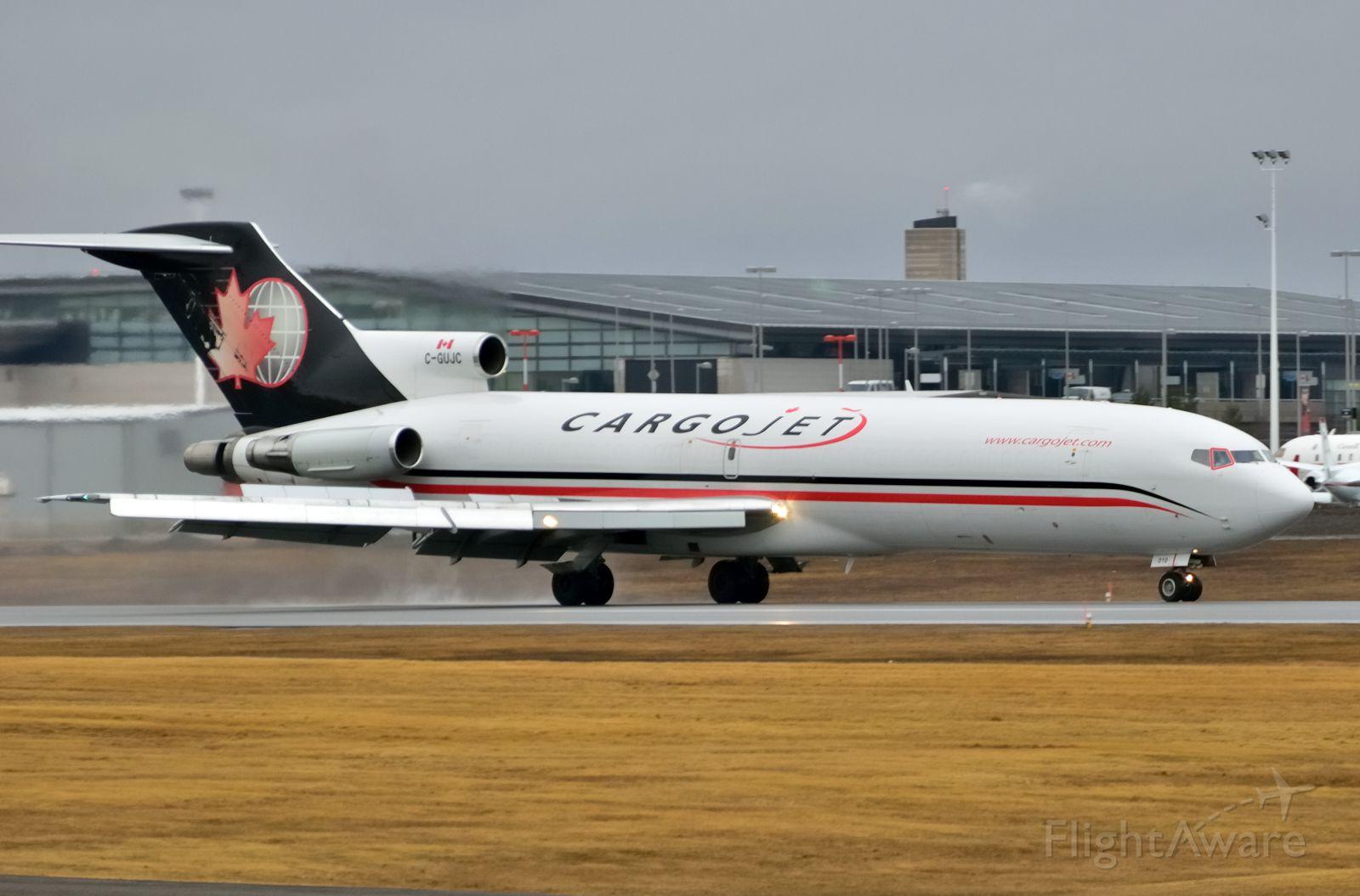 BOEING 727-200 (C-GUJC)