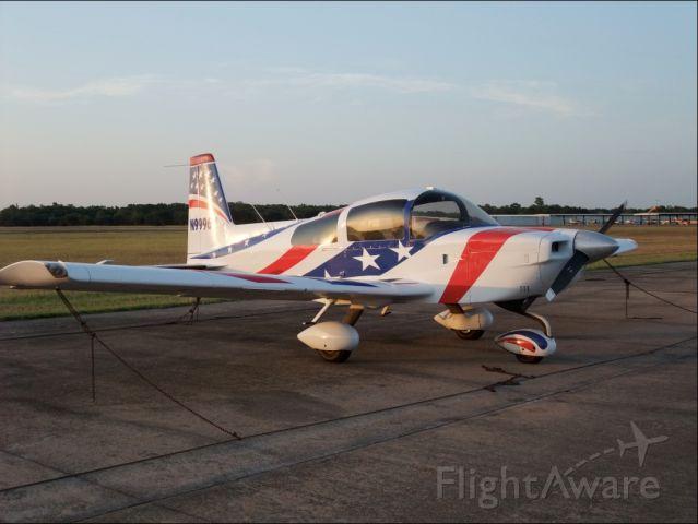 Grumman AA-5 Tiger (N9996U)