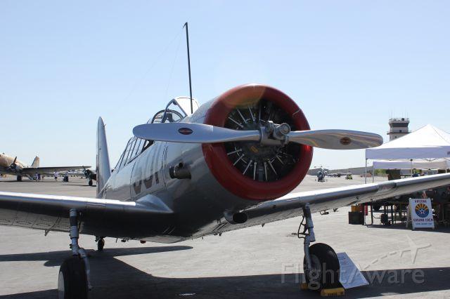 N2808 — - Chandler AZ airport days April 6th 2013