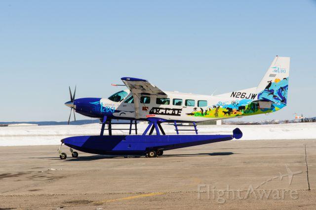 Cessna Caravan (N26JW) - Sri Lankan Air Taxi