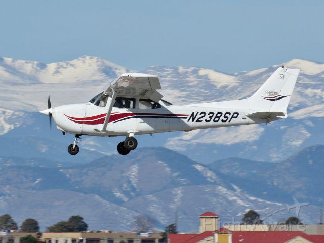 Cessna Skyhawk (N238SP)