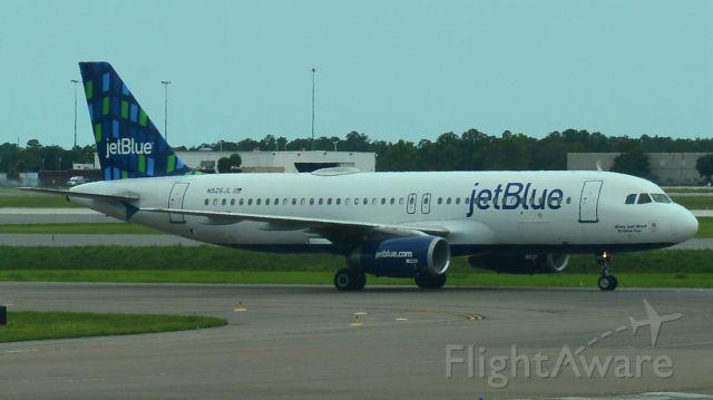 Airbus A320 (N526JL) - 6/10/19