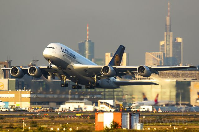 Airbus A380-800 (D-AIMC) - with my longest longlense