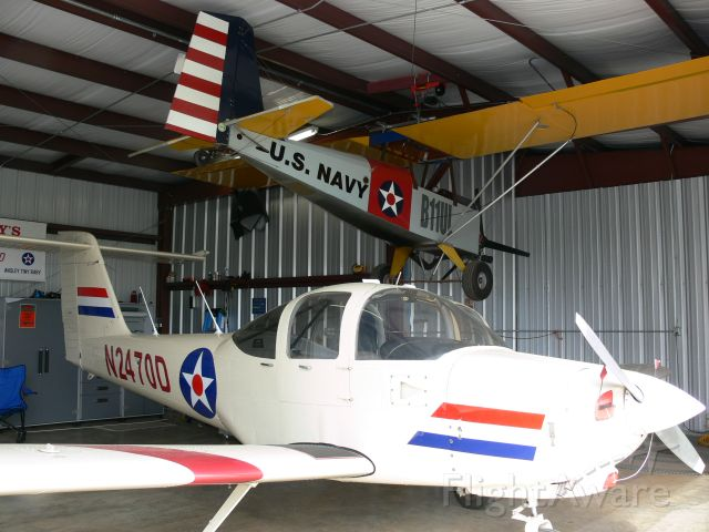 Piper Tomahawk (N2470D) - Big Brother, Little Brother
