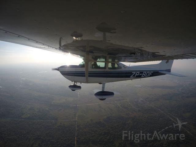 ZP-BOF — - vuelo sobre suncion