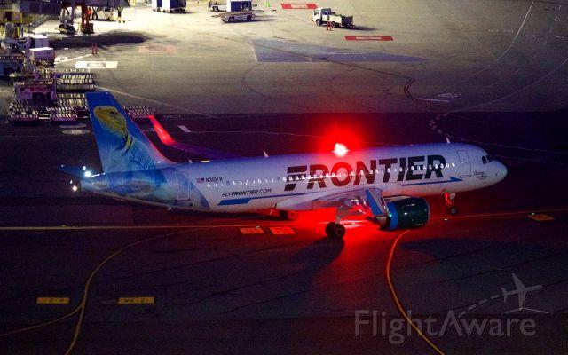 Airbus A320neo (N310FR)