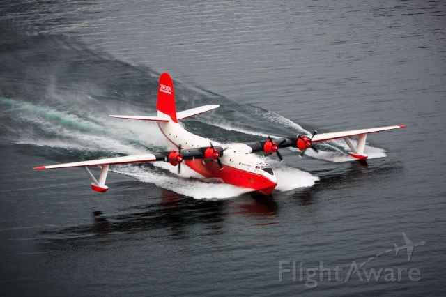 Grumman Goose (C-GYVG) - JRM Martin Mars from Goose