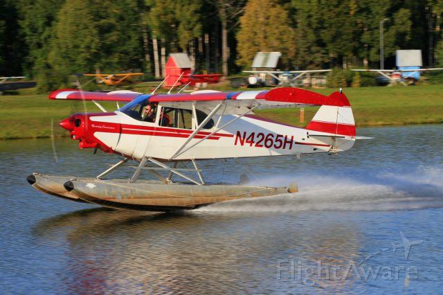 Piper PA-14 Family Cruiser (N4265H)