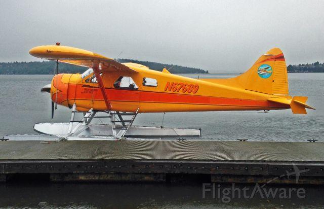 N67689 — - 2002 De Havilland DHC-2 Mk1