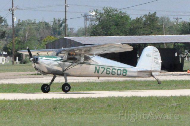 Cessna 140 (N76608)