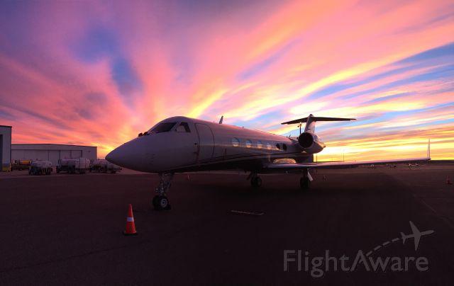 Gulfstream Aerospace Gulfstream IV — - Sunrise