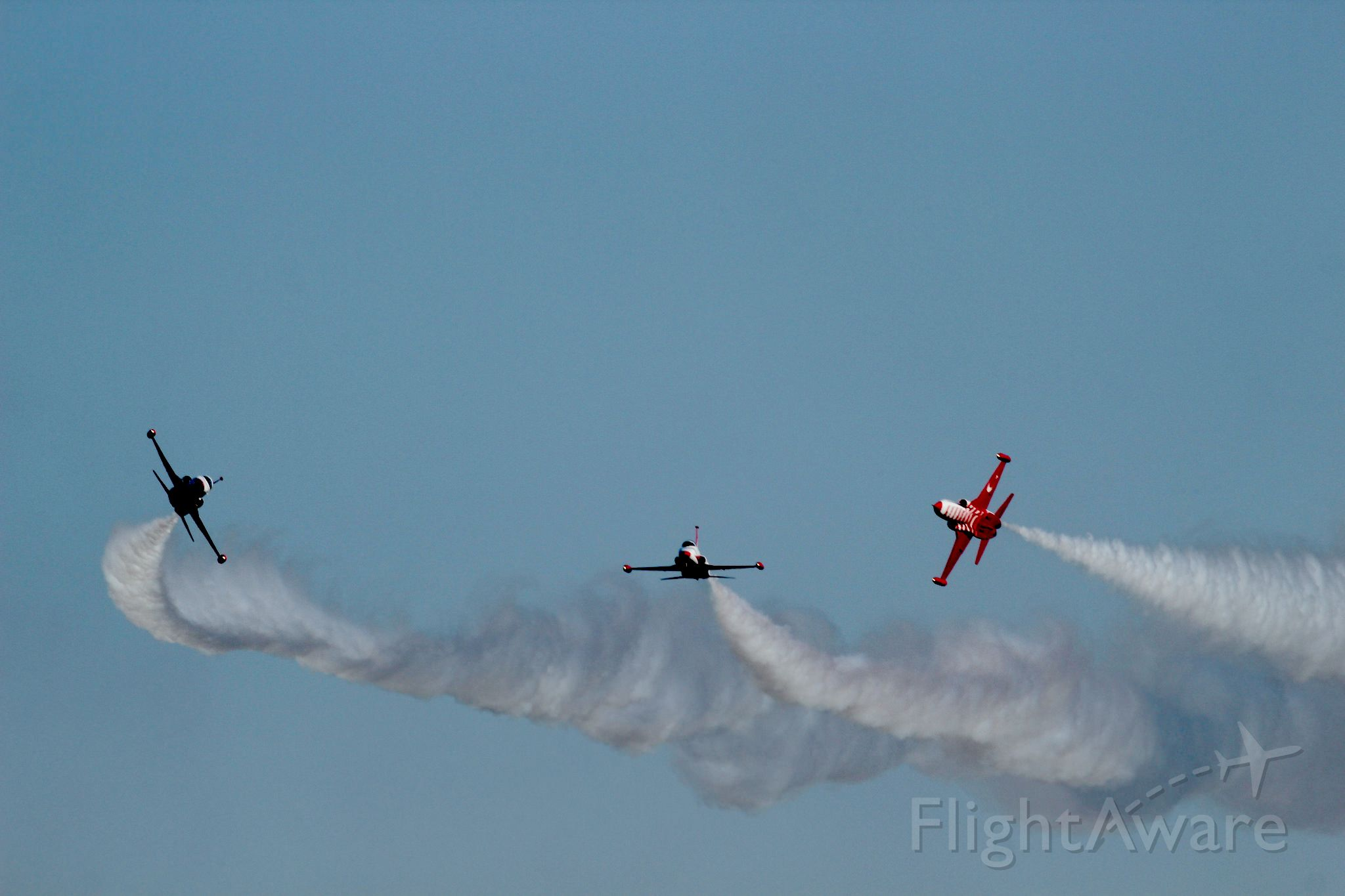 — — - 25 July 2015 The Turkish Stars Aerobatic Team.
