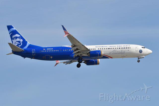 Boeing 737-900 (N265AK) - 04-02-20