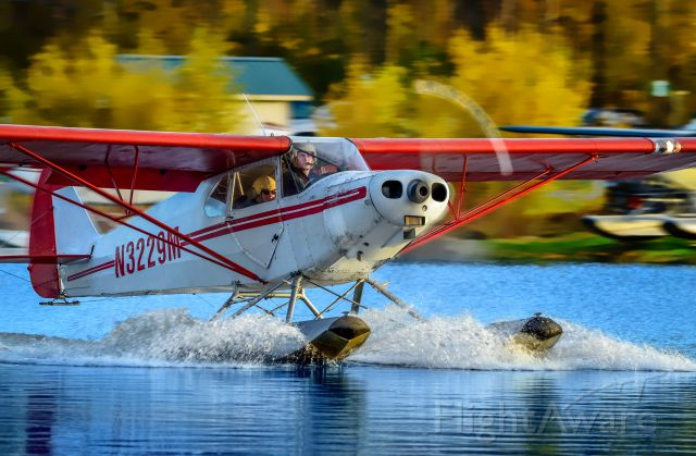 Beechcraft King Air 90 (N3229M) - Anchorage, Alaska