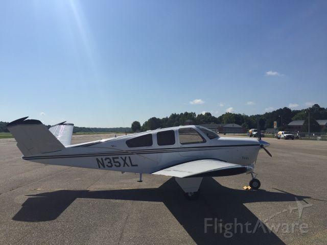 Beechcraft 35 Bonanza (N35XL)