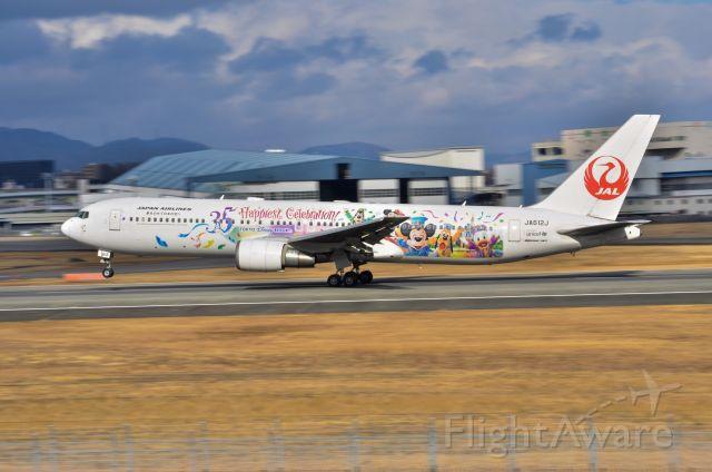 BOEING 767-300 (JA612J)