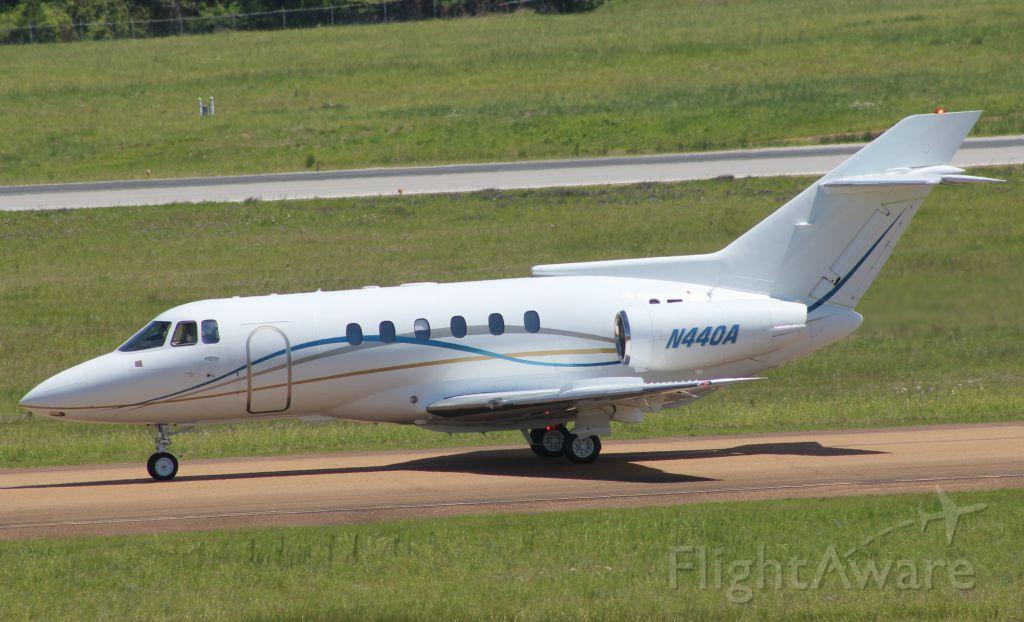 Hawker Siddeley HS-125-400 (N440A)