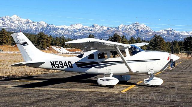 Cessna 206 Stationair (N594Q)
