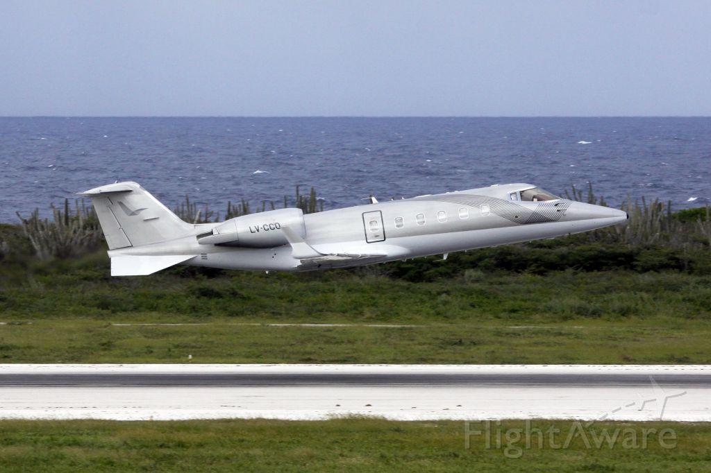 Learjet 60 (LV-CCO)