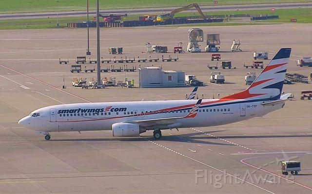 Boeing 737-800 (OK-TSF)