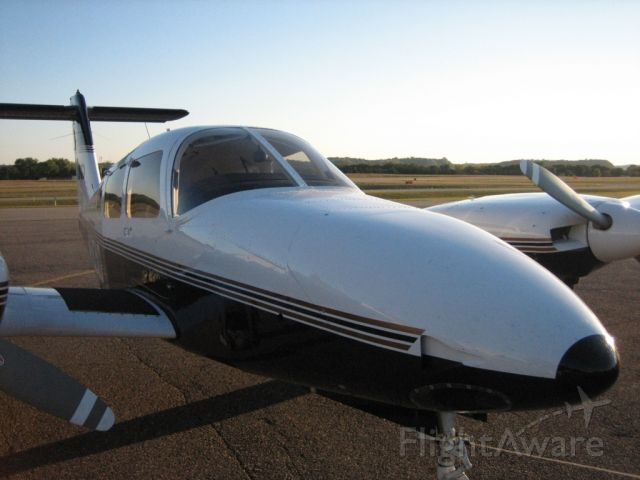 Piper PA-44 Seminole (N582ND)