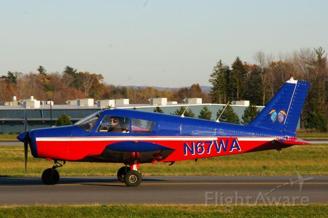 Piper Cherokee (N67WA)