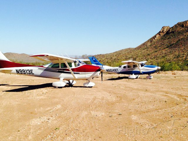 Cessna Skylane (N9913E) - Terlinqua Ranch