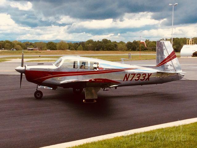 Mooney M-20 (N733X)