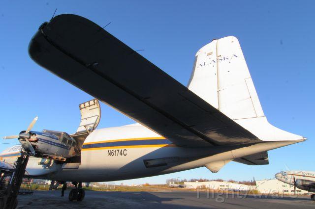 Douglas DC-6 (N6174C)