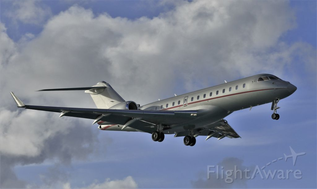 Bombardier Global Express (9H-VJI)
