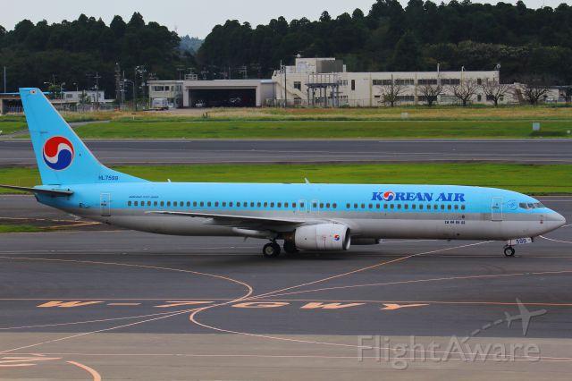 Boeing 737-900 (HL7599)