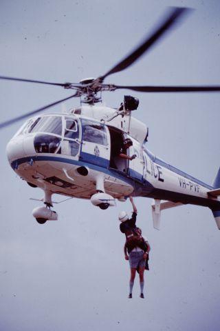 VH-PVF — - Taken at Lilydale Airshow 1982.  A