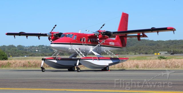 De Havilland Canada Twin Otter (N153QS) - This is actually one of the new Viking series 400 aircraft