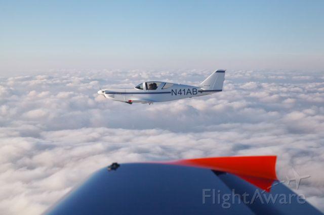 Cessna Chancellor (N41AB)