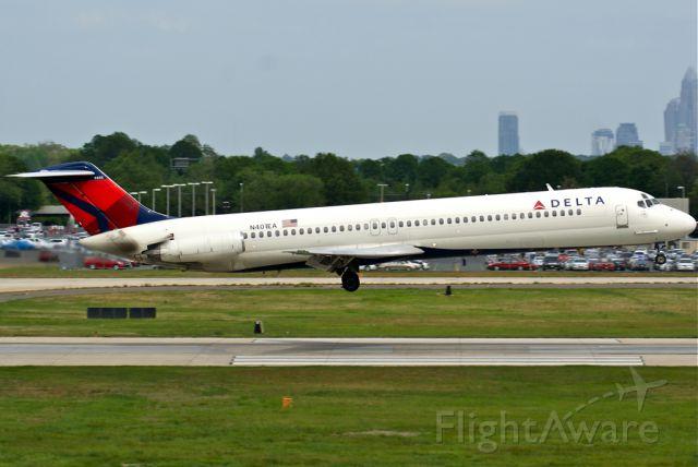 McDonnell Douglas DC-9-50 (N401EA)