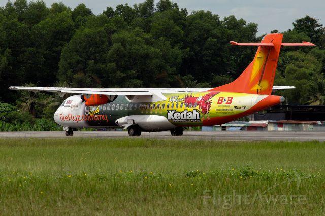 ATR ATR-72 (9M-FYH)