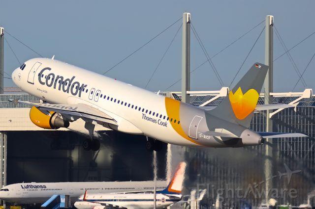 Airbus A320 (D-AICF)
