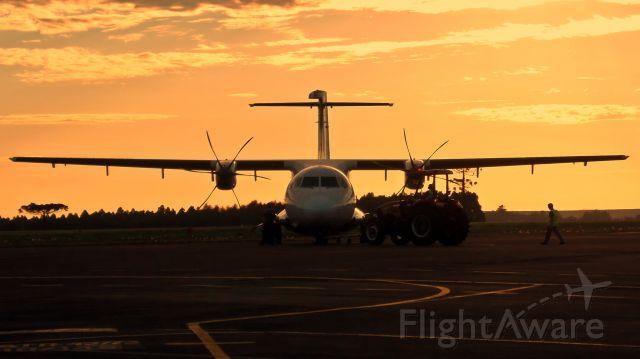 ATR ATR-72 (PR-TKJ)