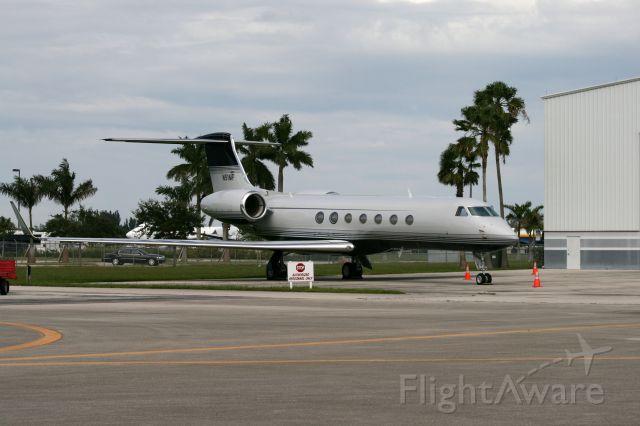 Gulfstream Aerospace Gulfstream V (N51MF)