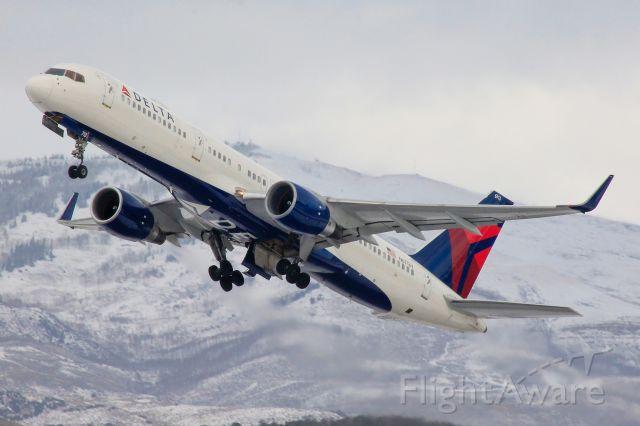 Boeing 757-200 (N6713Y) - Delta 2163 to Atlanta, GA. 6 Feb 2021.
