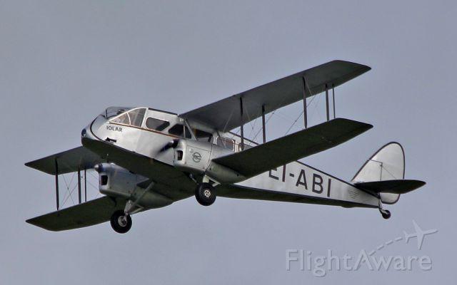 DE HAVILLAND DH-84 Dragon (EI-ABI) - dh-84 dragon iolar ei-abi dep shannon 25/9/15.