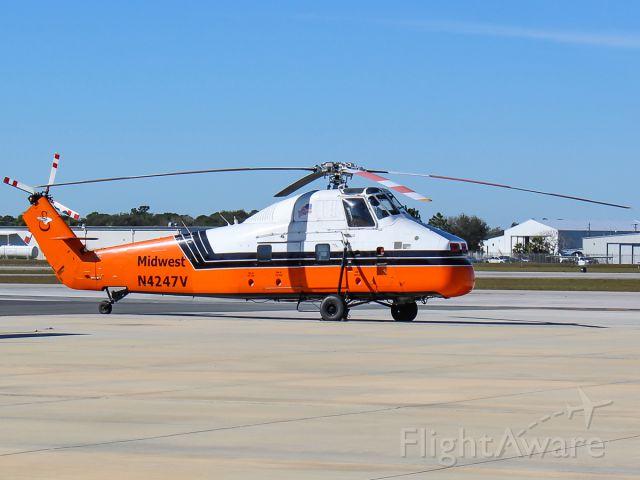 Sikorsky S-58T (N4247V)