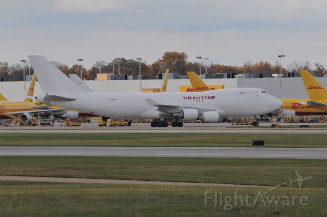 Boeing 747-400 (N700CK)
