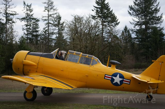 North American T-6 Texan (N5115D)